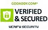 SSL site seal - click to verify